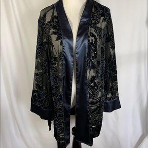 Coldwater Creek Kimono
